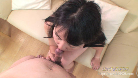 45-year-old Oriental hottie came for the try-out