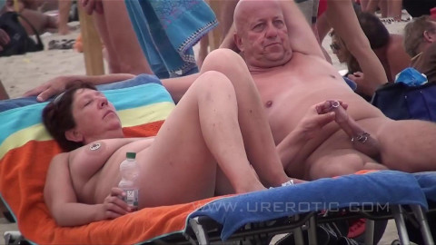 Lolas Cap dAgde Sex in the Dunes 5