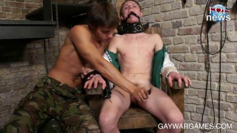 Interrogation Part 1- 4