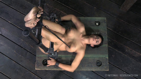 How Much torture can Penny Endure Betwixt Orgasms?
