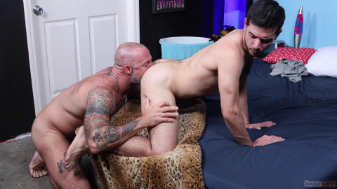 Musclebear Montreal and Aiden Joseph