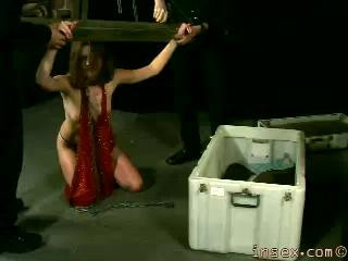 Insex - The Trial (Live Feed from October 7, 2001) (411, YX)