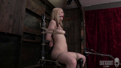 Lily Rader - The Good Little Bondage Slave part 2