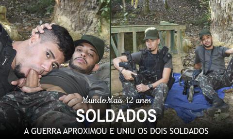 MundoMais - Soldados
