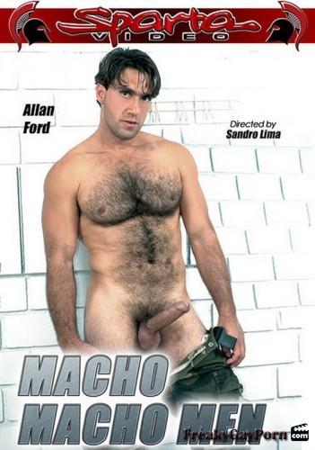 Sparta - Macho Macho Man