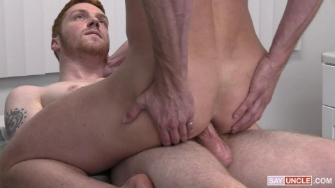 Johnny Ford and Sebastian Hunt - Libido Boost Treatment