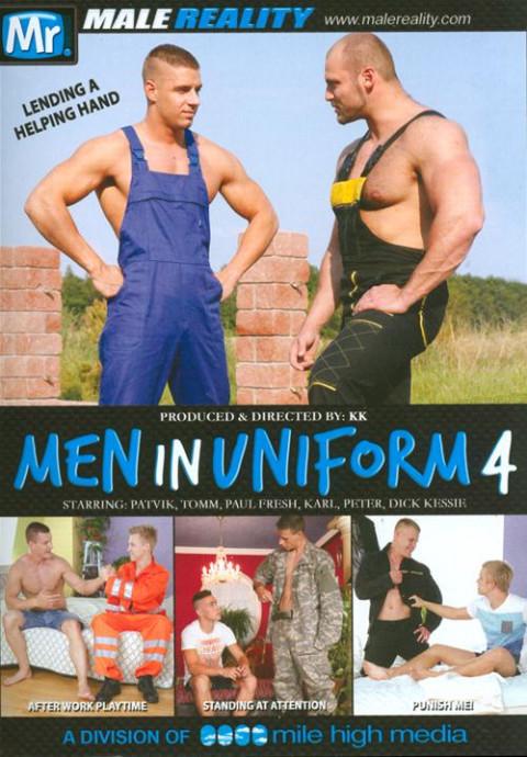 MaleReality - Men In Uniform Vol. 4