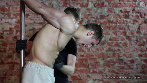 RusCapturedBoys - The Training of Slave Zhenya - Final Part