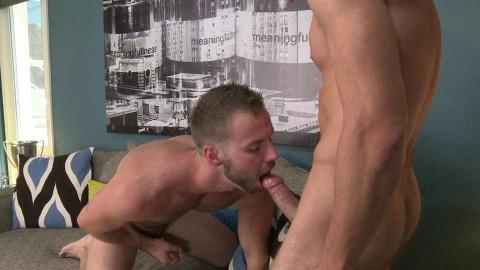 Hayden Clark and Chris Bines