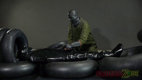Rubber Playground - Scene 2 - All he wanted and then some - HD 720p