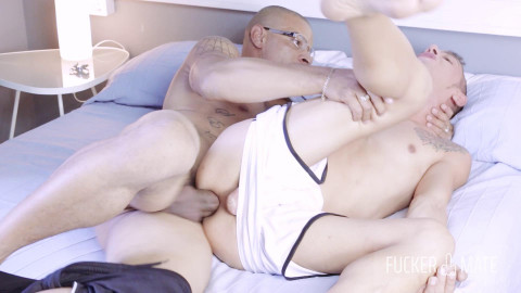 Ass destroyer - Red and Adam Risso