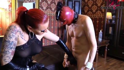 Lady Cherie Noir-Cum reward! The life of my house slaves! (2015)