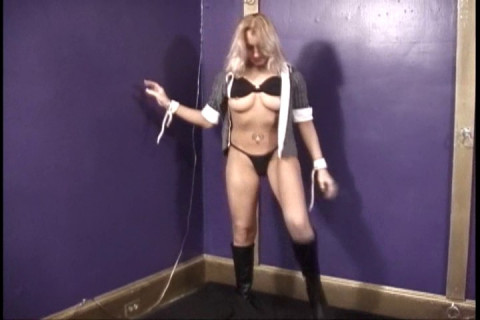 Rick Savage - Young Blonde Bondage and Discipline
