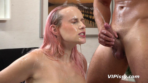 Angel Wicky - Piss Drenched Spa