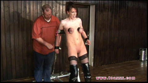Vip Magic Gold Perfect Hot Collection Breasts In Pain. Part 2.
