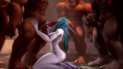 Best Animated Porn Compilation - World of Warcraft Edition