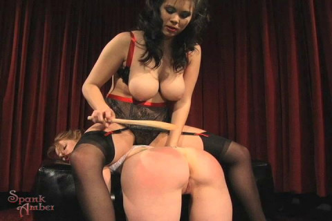 Vip Hot Nice Magnificent Excelent Collection Amber Spank. Part 1.