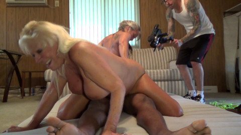 Nursing Home Orgy: Black Attack