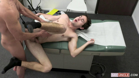 DT - Ill Try The Doctors Treatment: Mason Anderson & Trent Summers Bareback
