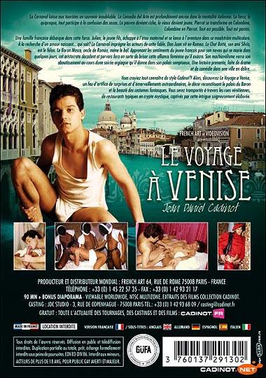 Le trip a Venise