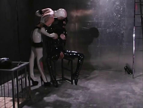 HD Bdsm Sex Videos Hooded Torments Jean Bardot and Anastasia Pierce