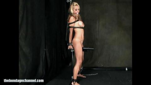 TheBondageChannel - Stacy On Tip Toe