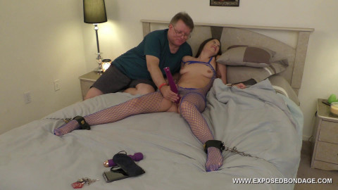 The Dom Power play Porn ExposedBondage part ASS TO MOUTH