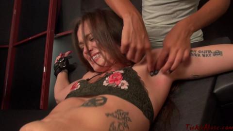 HD Bdsm Sex Videos Dacey Armpit Agony