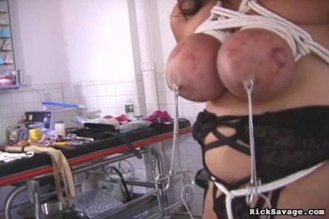 Rick Savage - Extreme Tit Torment 10 Nikki