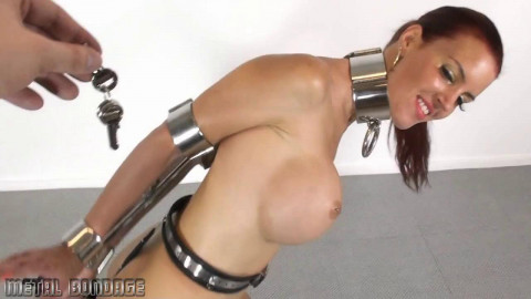 Extreme metal elbow tying