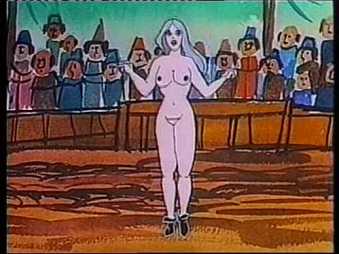 Cartoons for adults with tits and pussy