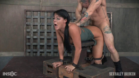 London River is fucked hard, cums so brutally she starts breaking shit again! We love her so much!