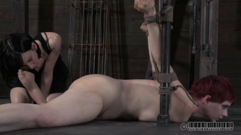 Realtimebondage - May 19, 2012 - Contorted Claire 2 - Claire Adams