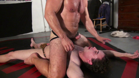 Muscle Domination Wrestling - Morgan Cruise vs Matt 'Daddy' Thrasher