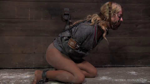 Bondage, strappado, spanking and torment for doxy part 1 HD 1080p