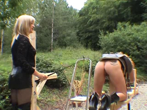 Fabienne As Ponygirl Hard Fisting