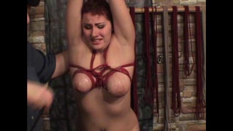 Hot wax for Elizabeth