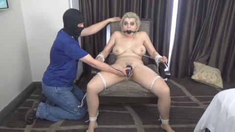 Sex Slave Trade Orgasms