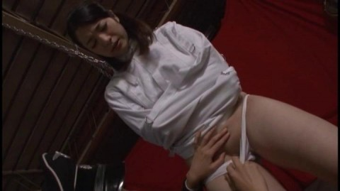 CMV-082 Female Prisoner Torment Chamber ASS TO MOUTH Crying Whipped Diaper Villein Anal Humiliate and Shame Training