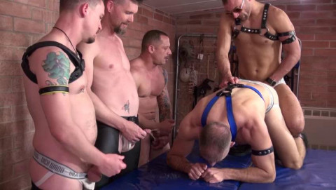 Piss Gangbang Party With DAP & Fisting