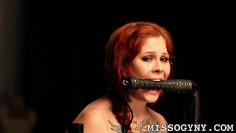 Slave Training - Misti Dawn & MISSogyny - Full HD 1080p