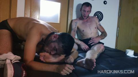 hk - Lick My Toes (David Luca & Guillaume Wayne)