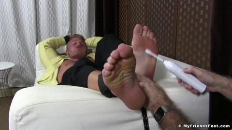 Businessman JB Tickled