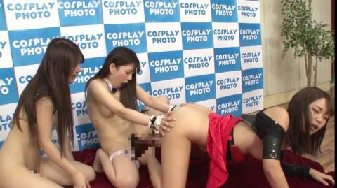 Nozomi Arimura, Rika Mochida, Rei Aino