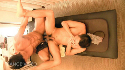Hunky masseur vol. 3
