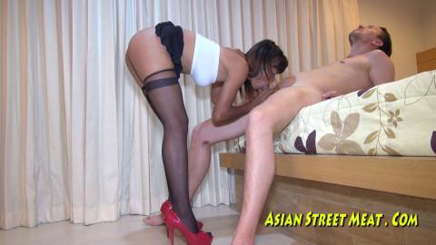 AsianStreetMeat - Wanton Anal