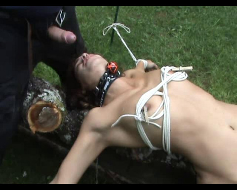 Juliettes Abductions - Caught, Stretched and Fucked