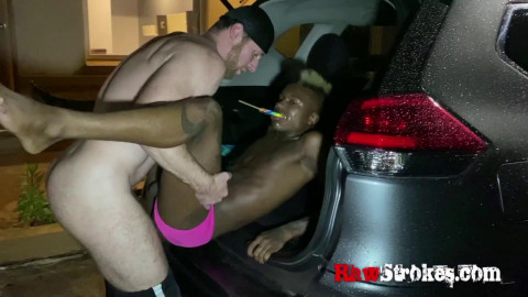 Raw Strokes - Marco Paris and Jeremy Opppa