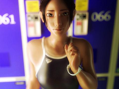 Ano natsu kimi to pool de - 3D hentai