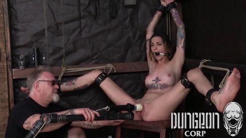 Dungeon Corp - Rocky Emerson - An Exquisite Subject part 2